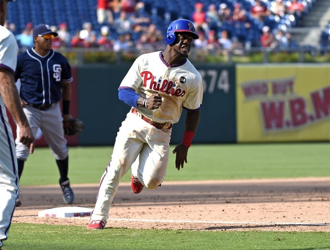 Phillies vs. Padres - 4/11/16 MLB Pick, Odds, and Prediction