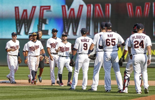 Astros vs. Twins - 9/4/15 MLB Pick, Odds, and Prediction