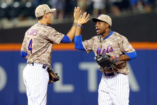 Mets vs. Phillies - 9/1/15 MLB Pick, Odds, and Prediction