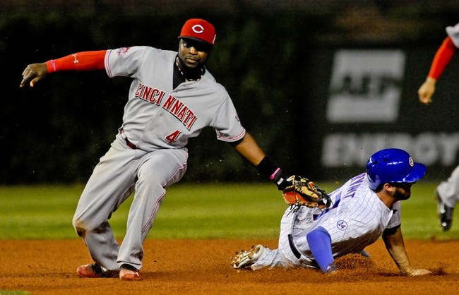 Cubs vs. Reds - 9/1/15 MLB Pick, Odds, and Prediction