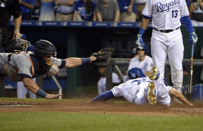 Kansas City Royals vs. Detroit Tigers - 9/2/15 MLB Pick, Odds, and Prediction