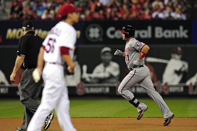 Cardinals vs. Nationals - 9/2/15 MLB Pick, Odds, and Prediction