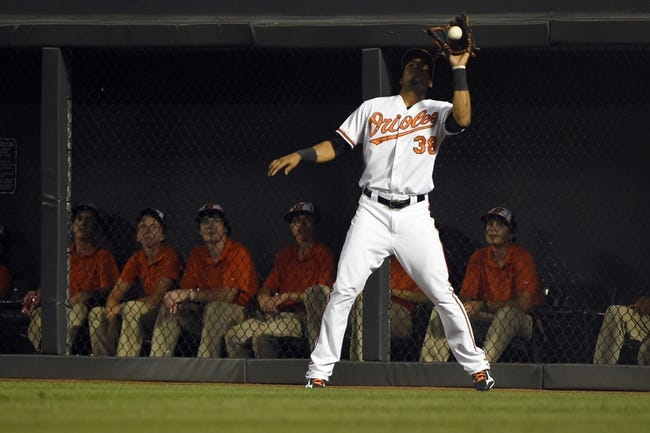 Baltimore Orioles vs. Tampa Bay Rays - 9/2/15 MLB Pick, Odds, and Prediction