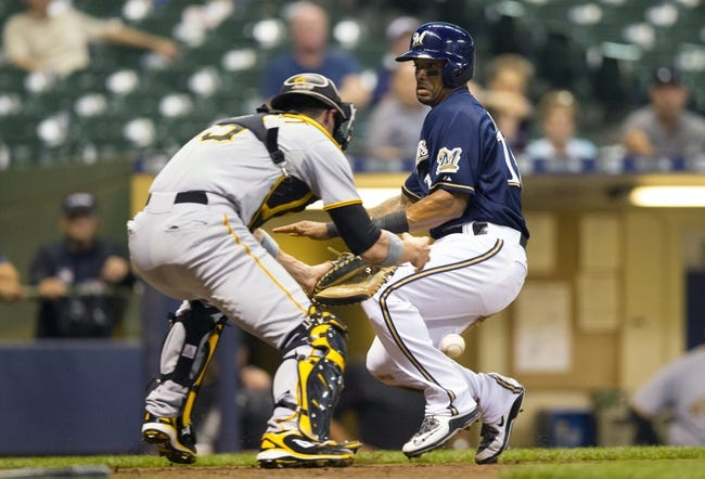 Brewers vs. Pirates - 9/2/15 MLB Pick, Odds, and Prediction