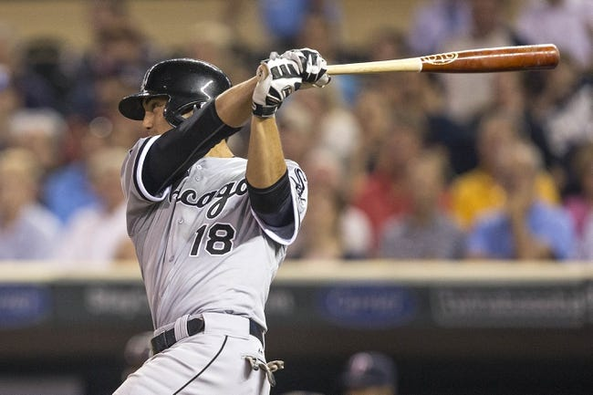 Twins vs. White Sox - 9/2/15 MLB Pick, Odds, and Prediction