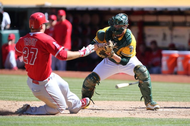 Los Angeles Angels vs. Oakland Athletics - 9/28/15 MLB Pick, Odds, and Prediction