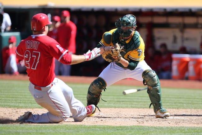 Los Angeles Angels vs. Oakland Athletics - 9/28/15 MLB Pick, Odds, and Prediction
