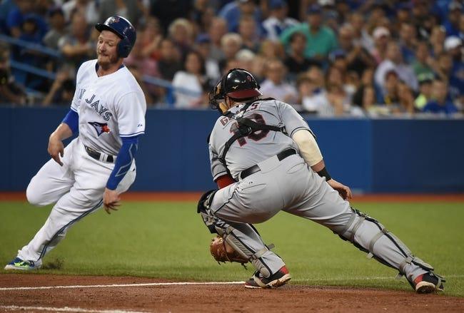 Toronto Blue Jays vs. Cleveland Indians - 6/30/16 MLB Pick, Odds, and Prediction