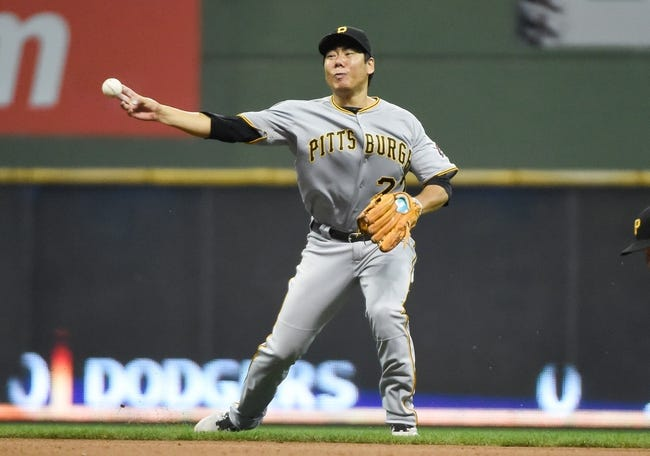 Brewers vs. Pirates - 9/3/15 MLB Pick, Odds, and Prediction