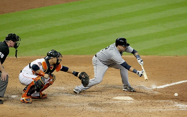 Seattle Mariners vs. Houston Astros - 9/28/15 MLB Pick, Odds, and Prediction