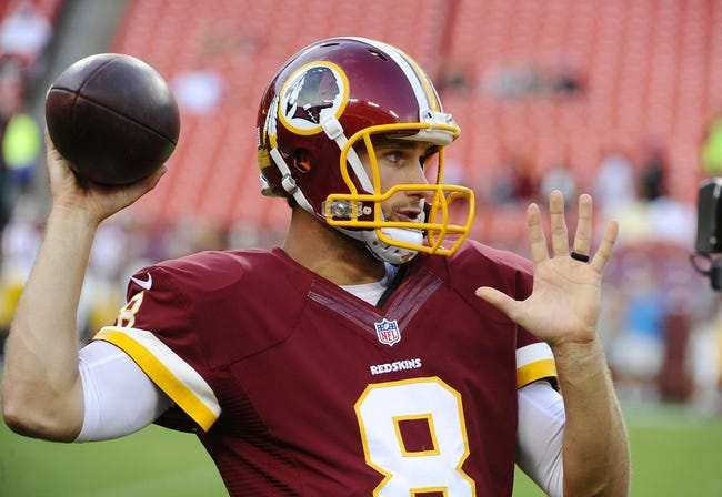 Redskins vs. Dolphins - 9/13/15 NFL Pick, Odds, and Prediction