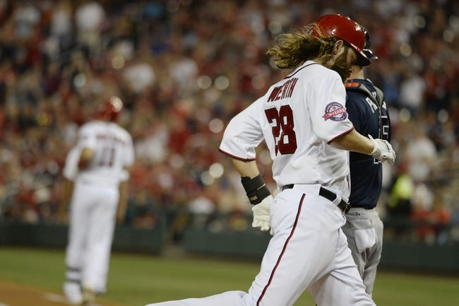 Nationals vs. Braves - 9/4/15 MLB Pick, Odds, and Prediction
