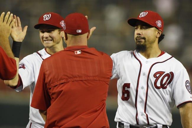 Nationals vs. Braves - 9/5/15 MLB Pick, Odds, and Prediction