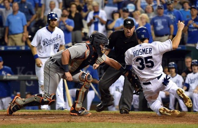 Detroit Tigers vs. Kansas City Royals - 9/18/15 MLB Pick, Odds, and Prediction
