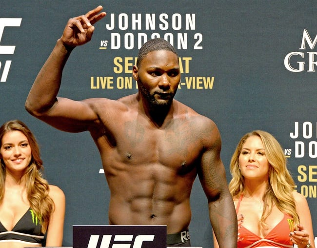 Anthony Johnson vs. Ryan Bader UFC Pick, Preview, Odds, Prediction - 1/30/16