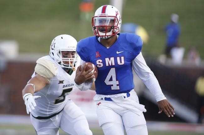 SMU Mustangs Vs. North Texas Mean Green - 9/12/15 College Football Pick, Odds, and Prediction