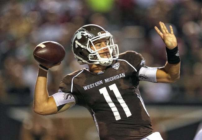 Western Michigan vs. Miami (Ohio) - 10/24/15 College Football Pick, Odds, and Prediction