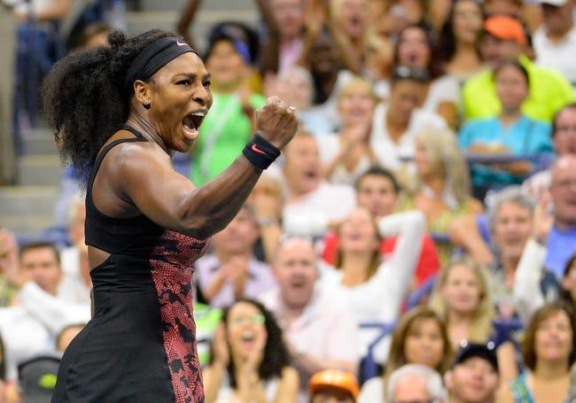 Serena Williams vs. Madison Keys 2015 US Open Pick, Odds, Prediction