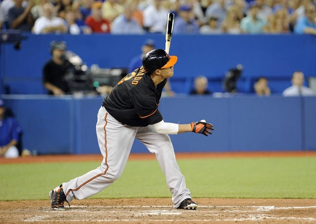 Toronto Blue Jays vs. Baltimore Orioles - 9/5/15 MLB Pick, Odds, and Prediction