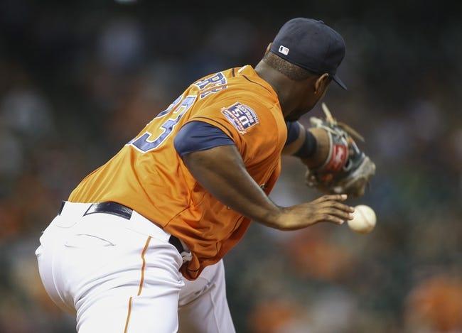 Houston Astros vs. Minnesota Twins - 9/5/15 MLB Pick, Odds, and Prediction