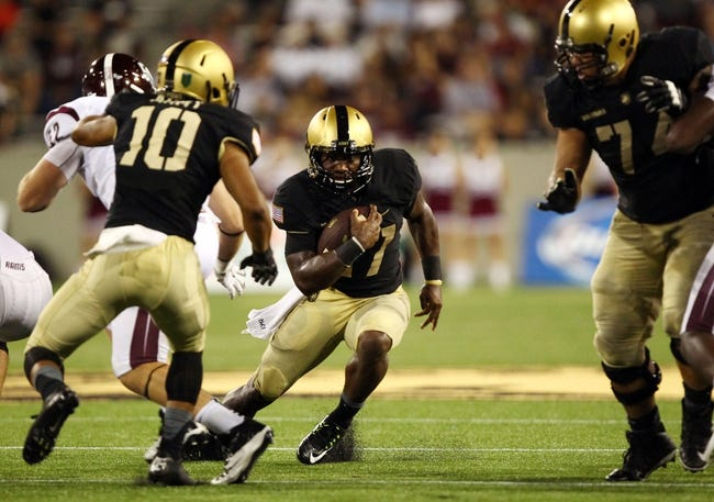 Connecticut Huskies Vs. Army Black Knights - 9/12/15 College Football Pick, Odds, and Prediction