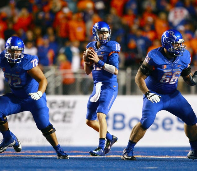 CFB | Boise State Broncos (1-0) at BYU Cougars (1-0)