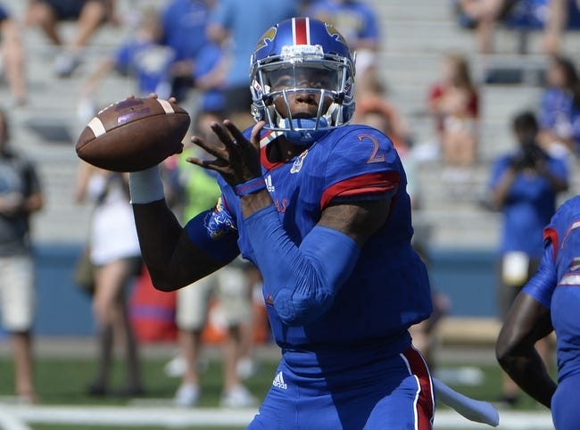 Kansas vs. Memphis - 9/12/15 College Football Pick, Odds, and Prediction