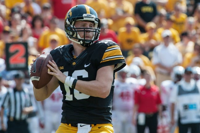 Iowa vs. North Texas - 9/26/15 College Football Pick, Odds, and Prediction