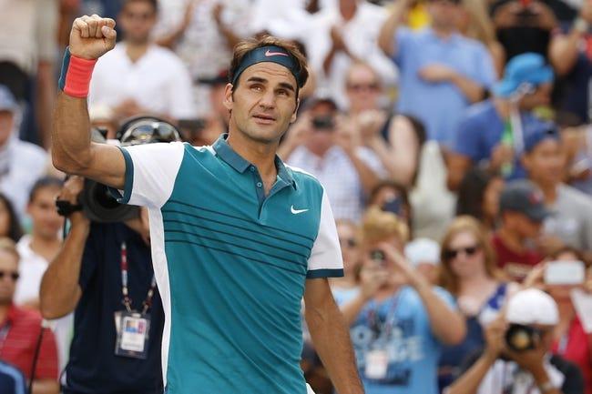 John Isner vs. Roger Federer 2015 US Open Pick, Odds, Prediction