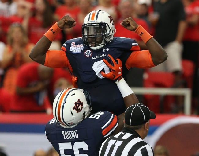 Auburn vs. Jacksonville State - 9/12/15 College Football Pick, Odds, and Prediction