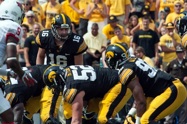 Iowa vs. Pittsburgh - 9/19/15 College Football Pick, Odds, and Prediction