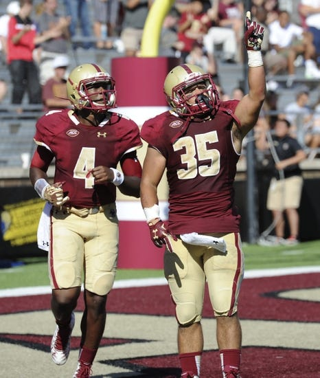 Boston College Eagles vs. Howard Bison - 9/12/15 College Football Pick, Odds, and Prediction