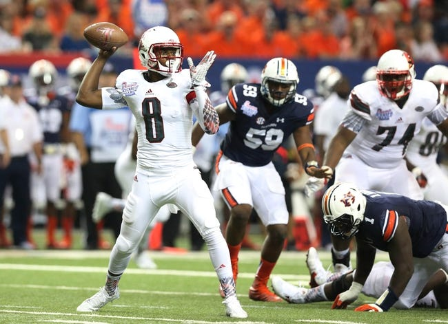 Clemson at Louisville - 9/17/15 College Football Pick, Odds, and Prediction