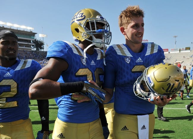 BYU at UCLA - 9/19/15 College Football Pick, Odds, and Prediction