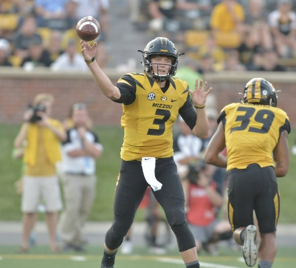 South Carolina at Missouri - 10/3/15 College Football Pick, Odds, and Prediction