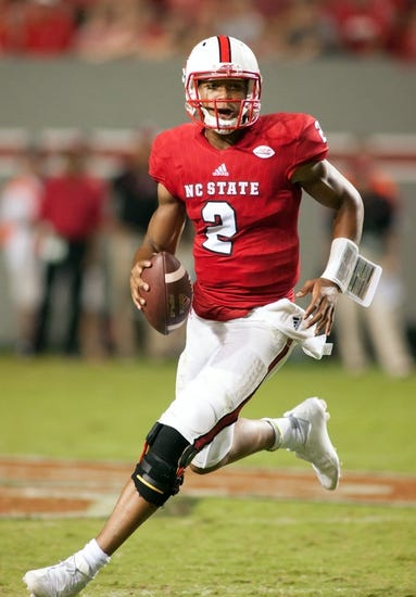 CFB | Eastern Kentucky Colonels (0-0) at North Carolina State Wolfpack (1-0)