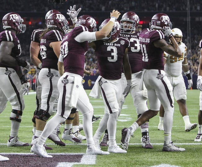 Texas A&M vs. Ball State - 9/12/15 College Football Pick, Odds, and Prediction