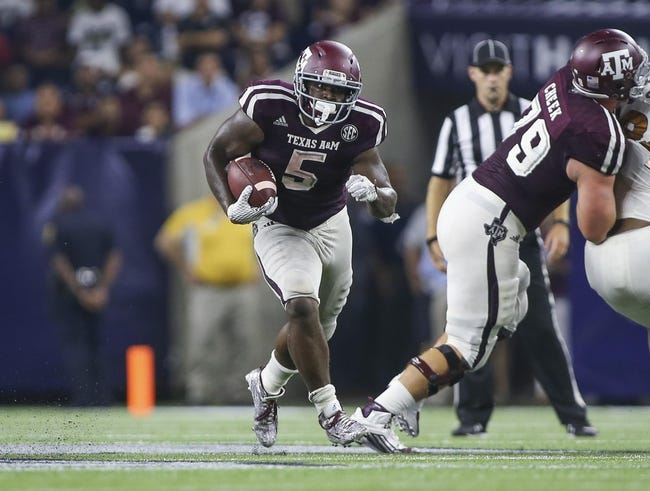Texas A&M Aggies vs. South Carolina Gamecocks - 10/31/15 College Football Pick, Odds, and Prediction