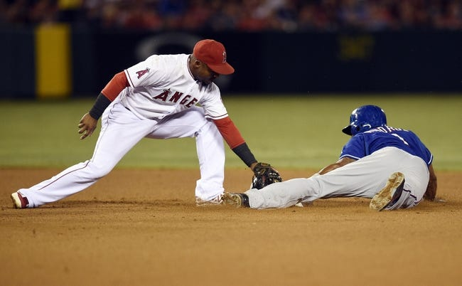Los Angeles Angels vs. Texas Rangers - 9/6/15 MLB Pick, Odds, and Prediction