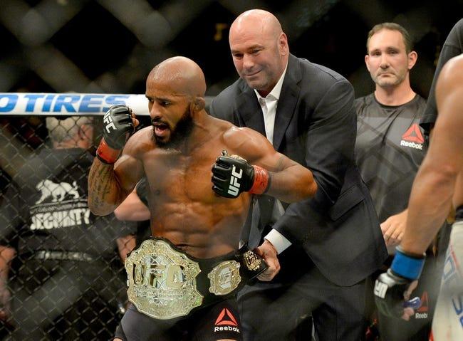 Demetrious Johnson vs. Henry Cejudo UFC 197 Pick, Preview, Odds, Prediction - 4/23/16
