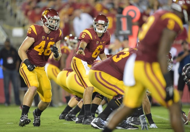 USC vs. Idaho - 9/12/15 College Football Pick, Odds, and Prediction