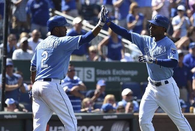 Chicago White Sox vs. Kansas City Royals - 9/29/15 MLB Pick, Odds, and Prediction