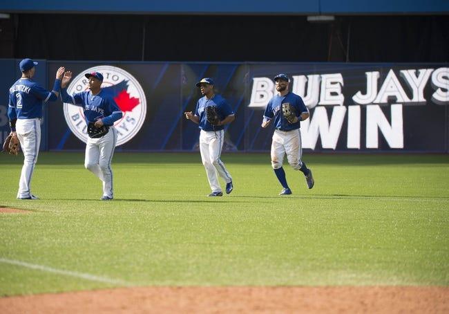 Orioles vs. Blue Jays - 9/28/15 MLB Pick, Odds, and Prediction