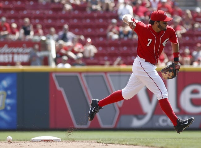 Milwaukee Brewers vs. Cincinnati Reds - 9/18/15 MLB Pick, Odds, and Prediction