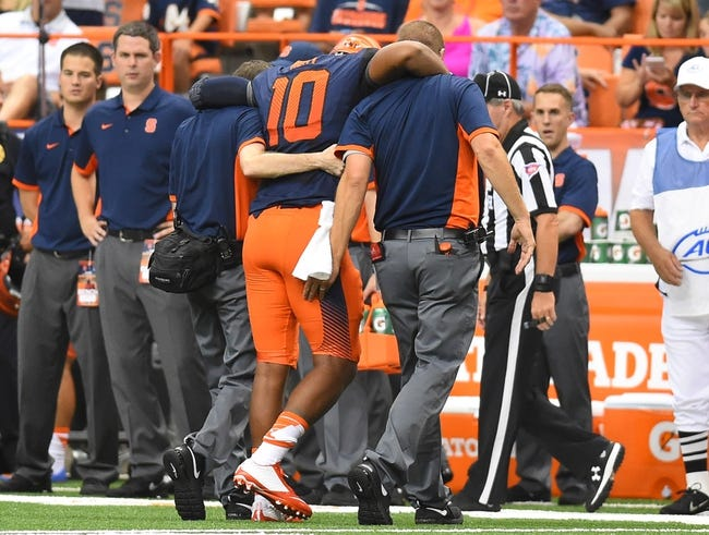 Syracuse Orange vs. Wake Forest Demon Deacons - 9/12/15 College Football Pick, Odds, and Prediction