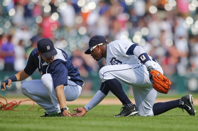 Detroit Tigers vs. Tampa Bay Rays - 9/9/15 MLB Pick, Odds, and Prediction
