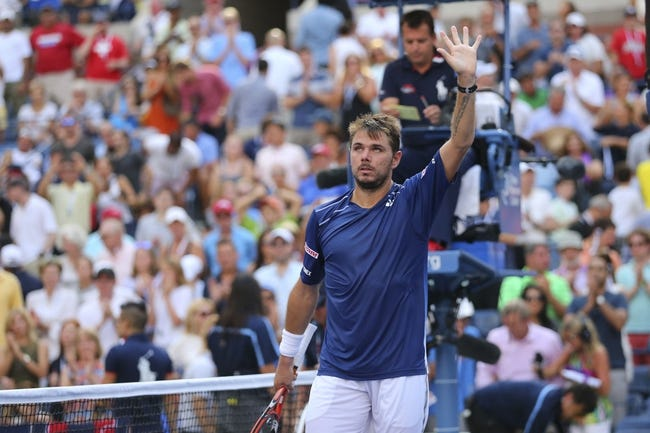Stan Wawrinka vs. Kevin Anderson 2015 Quarterfinal US Open Pick, Odds, Prediction