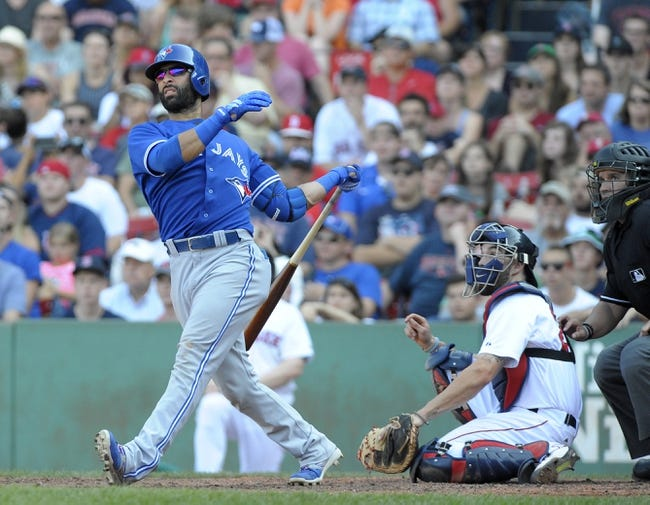 Boston Red Sox vs. Toronto Blue Jays - 9/8/15 MLB Pick, Odds, and Prediction