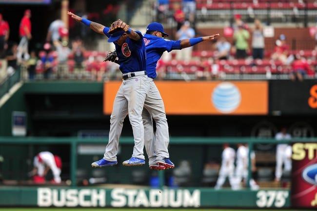 Cardinals vs. Cubs - 9/8/15 MLB Pick, Odds, and Prediction