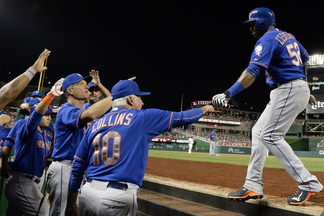 Nationals vs. Mets - 9/9/15 MLB Pick, Odds, and Prediction